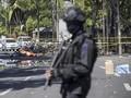 FOTO: Bom Tiga Gereja Surabaya