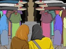 Ini Dia Pesaing Ketat Tanah Abang: Pasar Tasik!