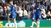 Chelsea dipastikan gagal bermain di Liga Champions musim depan setelah kalah 0-3 dari Newcastle United di St James' Park. (REUTERS/Scott Heppell)