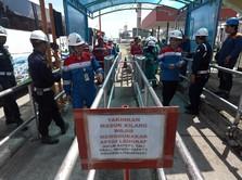 Kuartal III-2018, Produksi Migas PHE Lewati Target