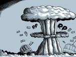 Rentetan Aksi Teroris di Tanah Air, Investor Tak Peduli Amat
