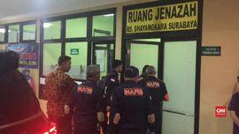VIDEO: Kondisi RS Bhayangkara Setelah Serangan Bom Surabaya