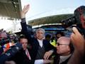 Wenger Tidak Siap Berhadapan dengan Arsenal