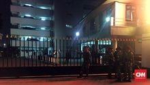 Penabrak Mabes AD Ketinggalan Kereta, Polisi Belikan Tiket