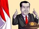 Apa Kata Presiden Jokowi Soal Rupiah yang Terus Terpuruk?
