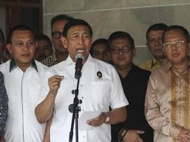 Wiranto: Pilkada Serentak 27 Juni Libur Nasional