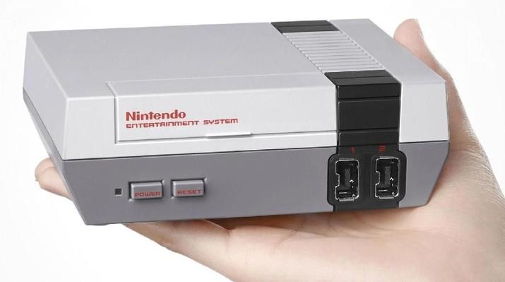 Banyak Penggemar, Nintendo Kembali Jual Konsol Edisi Klasik