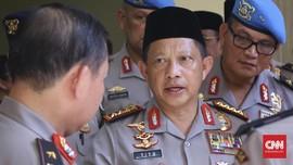 Densus 88 Tangkap Pimpinan JAD Jawa Timur di Malang