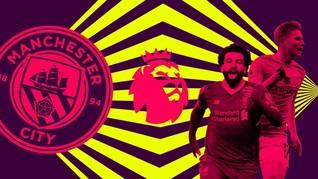 INFOGRAFIS: Rekap Liga Inggris 2018
