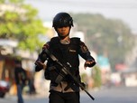 Hore! Jokowi Naikkan Juga Gaji 'Pak Polisi'