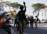 Teroris Kembali Serang Markas Polisi di Riau