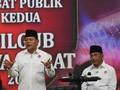 Kaus #2019GantiPresiden Berujung Polemik Debat Pilgub Jabar