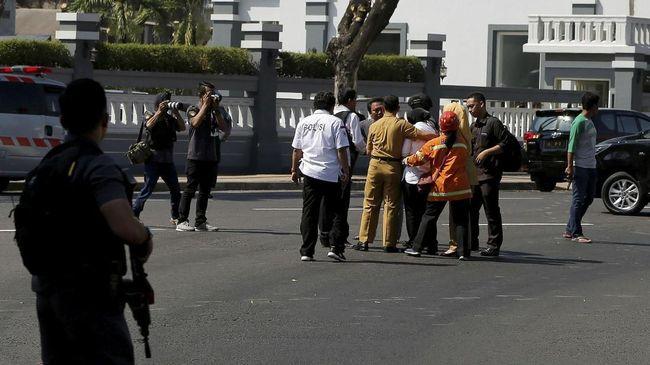 Tito: Anak-anak Terlibat Bom Bunuh Diri Pertama di Indonesia