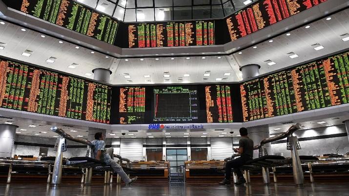 Uni Eropa Akan Kenakan Tarif Baru Bagi AS, Bursa Asia Anjlok