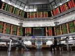 Ramai Sentimen Positif, Bursa Saham Asia Mayoritas Menguat