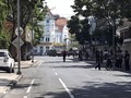 Terisolasi di TKP Bom Bunuh Diri Mapolrestabes Surabaya