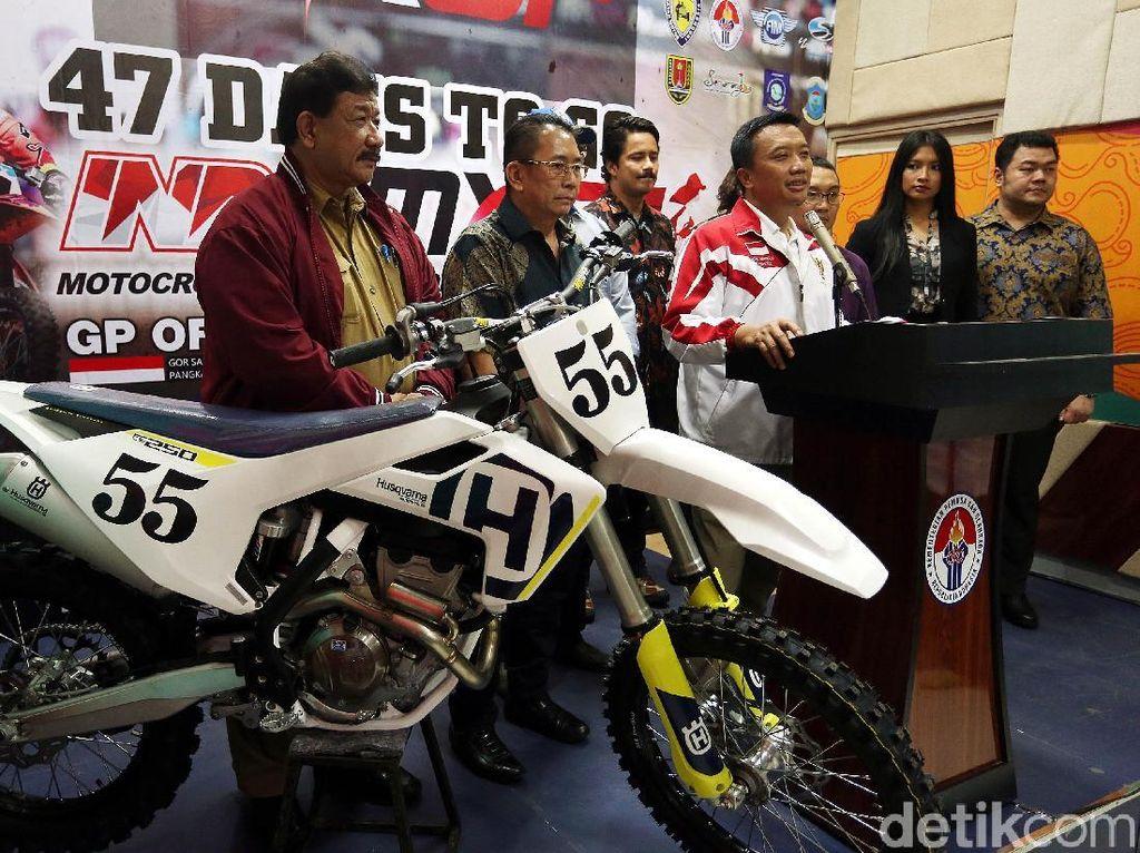 Indonesia kembali akan menjadi tuan rumah Motocross Grand Prix (MXGP). MXGP dilaksanakan dua seri secara berurutan. Seri Pangkal Pinang digelar pada 30 Juni-1 Juli. Sementara seri MXGP di Semarang berlangsung pada 7-8 Juli 2018.