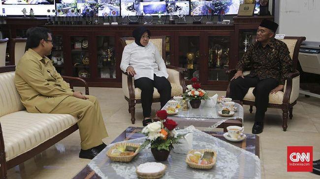 Teror Bom Surabaya, Risma Perpanjang Libur Sekolah