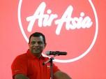 Bos AirAsia Tak Terima Gaji, Honor Karyawan pun Dipangkas