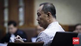 Eksepsi Syafruddin Bantah Perkaya Syamsul Nursalim