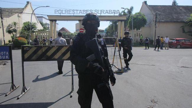 Siaga I, Polisi Tambah Personel dan Tingkatkan Kewaspadaan