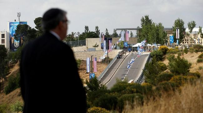 Pindahkan Kedutaan, Australia Tunggu Status Final Yerusalem
