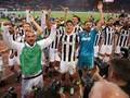 FOTO: Juventus Pastikan Gelar Juara Serie A 2018