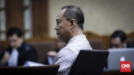 Tolak Eksepsi Syafrudin, Hakim Lanjutkan Sidang BLBI