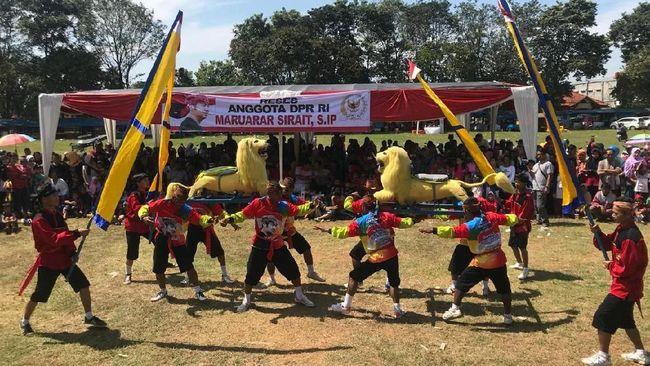 Festival Sisingaan di Subang Sarat Atraksi Seni Budaya