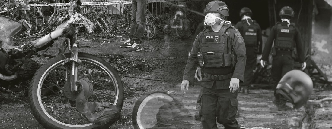 IHSG dan Rupiah Terimbas Bom Surabaya