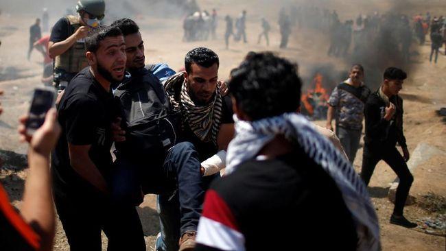 Indonesia Kecam Keras Pembukaan Kedutaan AS di Yerusalem