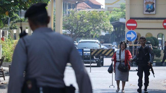 ISIS Klaim Tanggung Jawab Serangan Bom Polrestabes Surabaya