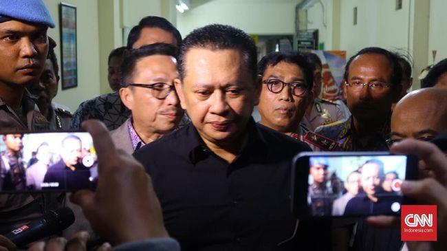 Ketua DPR Harap Kapolri Netral di Tahun Politik
