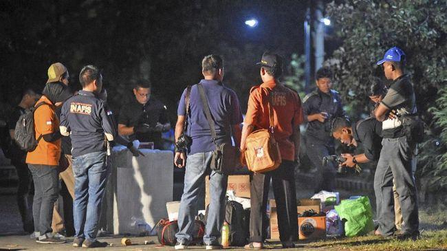 Densus 88 Amankan Tujuh Terduga Teroris di Jatim, Dua Tewas