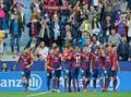 Babak I: Barcelona Tertinggal 1-2 dari Levante