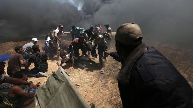 UNICEF Sebut Lebih dari 1.000 Anak Palestina Cedera di Gaza