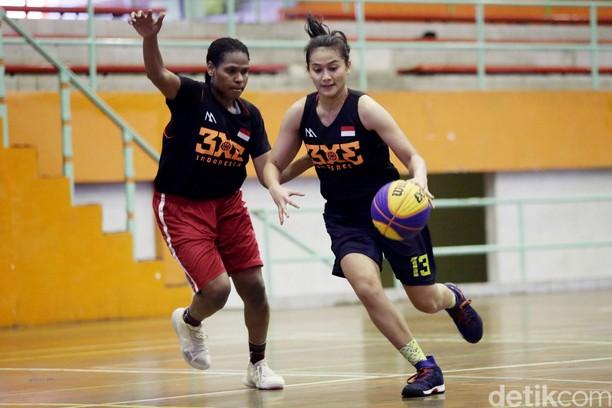 Berkenalan dengan Ranie Palma, Skuat Timnas Basket 3x3