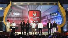 KPU Matangkan Persiapan Jelang Debat Ketiga Pilgub Jabar