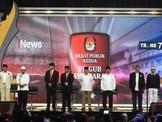 Debat Pemungkas Pilgub Jabar Angkat Tema Pembangunan SDM
