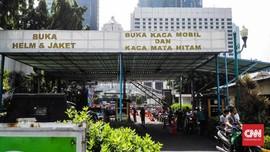 Polda Metro Jaya Turunkan Status Siaga Satu