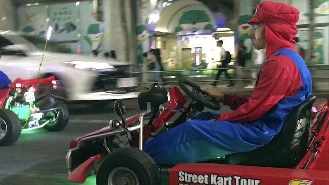 Informasi Akses Menuju 'Theme Park' Populer di Jepang