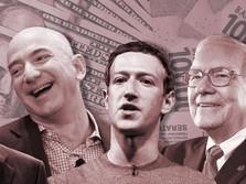 Penghasilan Gila Para Miliuner Dunia