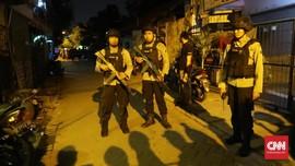 Tiga Terduga Teroris Sidoarjo Terlibat Teror Bom Surabaya