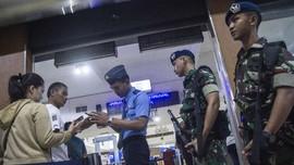 Marak Teror, Keamanan Bandara Hingga Stasiun Diperketat