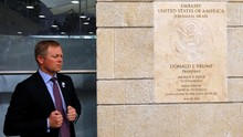 AS Gabungkan Misi Diplomatik Palestina dengan Kedubes Israel