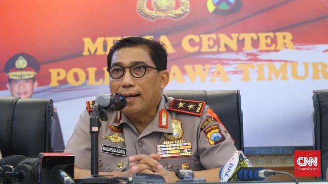 Polisi Buru Abu Bakar, Guru Dita Pengebom Gereja Surabaya