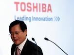 Diduga Curang, Investor Minta Investigasi RUPS Toshiba