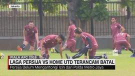 Persija Optimis Kalahkan Home United di Leg 2 Semifinal AFC
