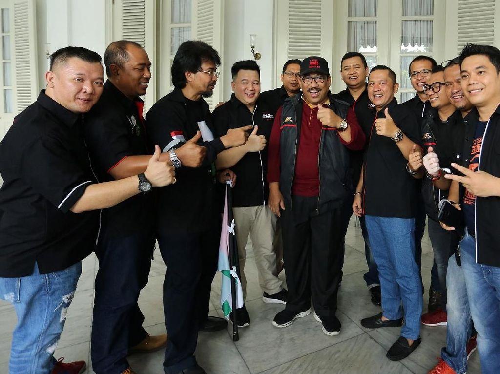 Acara puncak sendiri dilakukan pada Minggu 13 Mei 2018, yang sebelumnya didahului serangkaian kegiatan sosial, seperti sunatan dan pengobatan gratis massal di Serang pada 6 Mei 2018.Foto: dok. Id42Ner