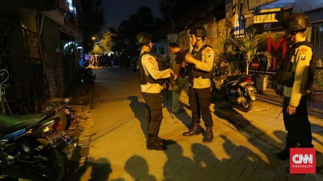 Gegana Musnahkan Tiga Truk Sisa Bom di Sidoarjo dan Surabaya